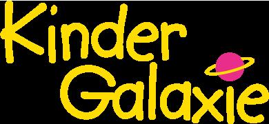 Kinder Galaxie Sticky Logo Retina